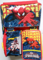 SCHOOLPACK SPIDERMAN COLOUR SJ ZAINO+ASTUCCIO