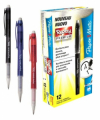 PENNE A SFERA CANCELLABILI PAPER MATE REPLAY PREMIUM GEL CONF. 12 PZ