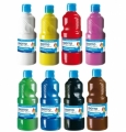 TEMPERA ACRILICA GIOTTO FLACONE DA 500 ml