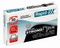 PUNTI RAPID  Super Strong 21/6  PER  CUCITRICE A PINZA RAPID S21 - CONF. 5000 PUNTI