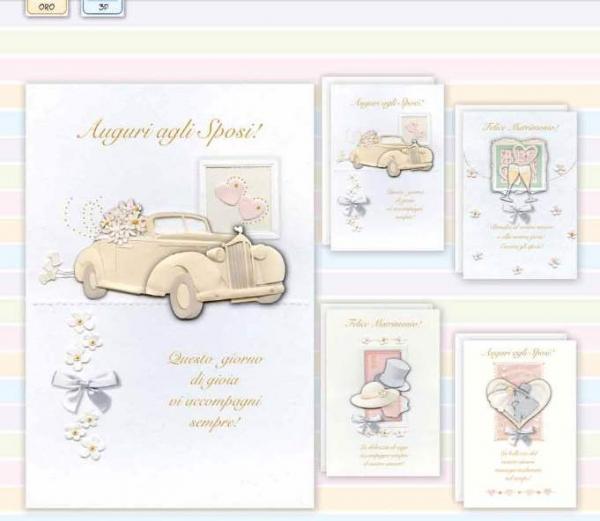 Auguri Matrimonio Testo : Biglietti auguri della nuova collezione